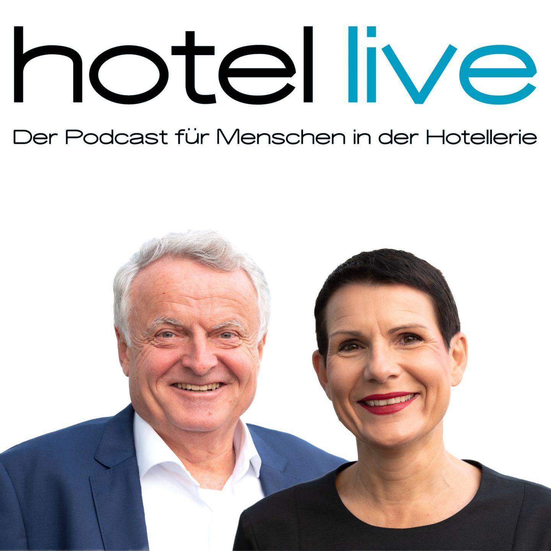 hotel live Podcast für Menschen in der Hotellerie