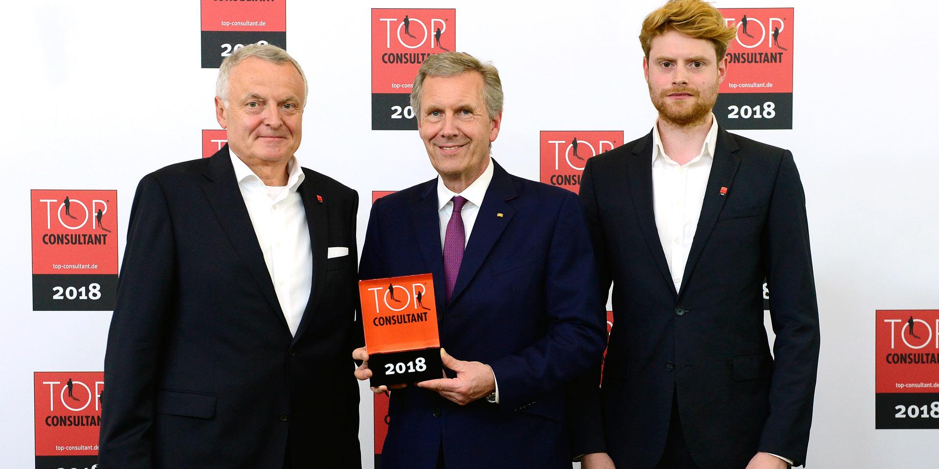 Cordes und Rieger - Top Consultant 2018