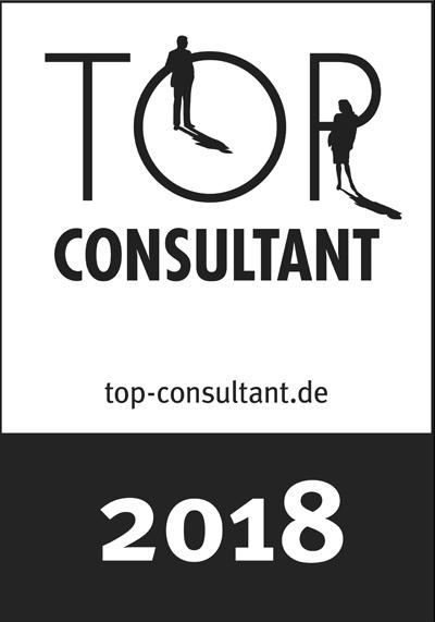 TOP CONSULTANT Berater des Jahres 2018