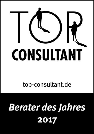 TOP CONSULTANT Berater des Jahres 2017